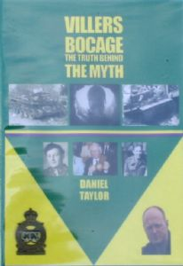 Villers-Bocage, the truth behind the myth DVD